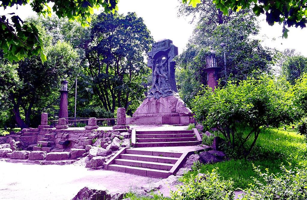 "Памятник ""Стерегущему"". Фото: GAlexandrova"