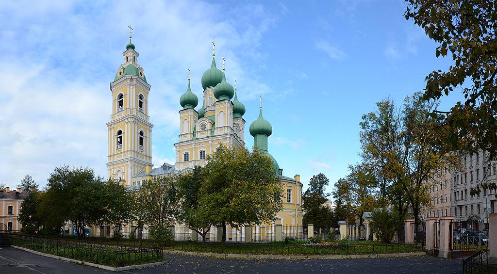 Благовещенская церковь. Автор: Якушин Александр, Wikimedia Commons