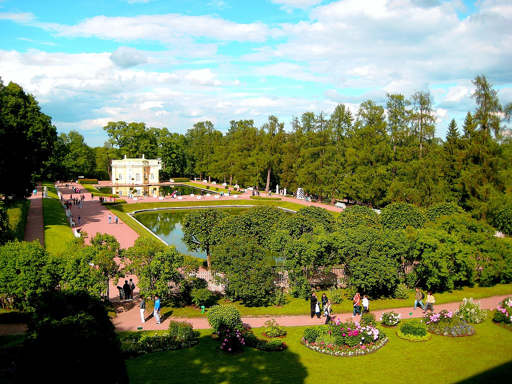 Екатерининский парк. Фото: GAlexandrova (Wikimedia Commons)