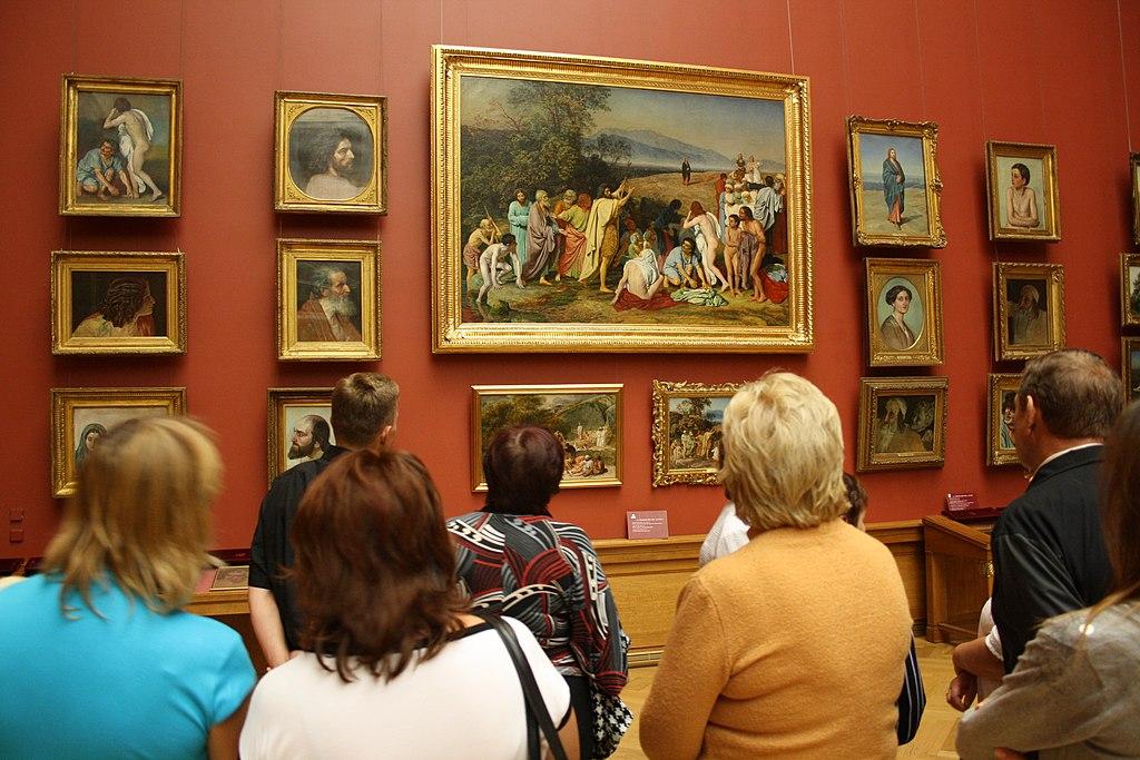 Русский музей. Фото: Antonleto