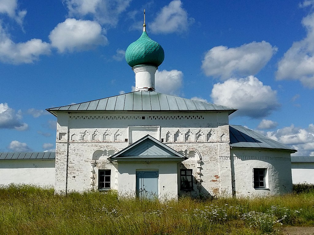 Церковь Иоанна Дамаскина: Старая Слобода. Фото: Δημήτριος (Wikimedia Commons)
