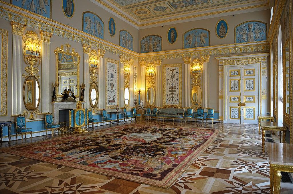 Арабесковый зал. Фото: Aleks G (Wikimedia Commons)
