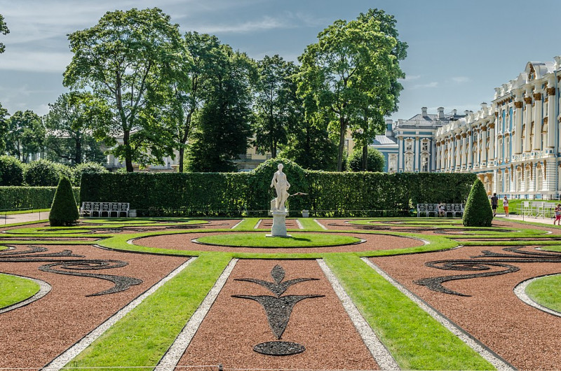 Екатерининский парк. Фото: Florstein (WikiPhotoSpace)
