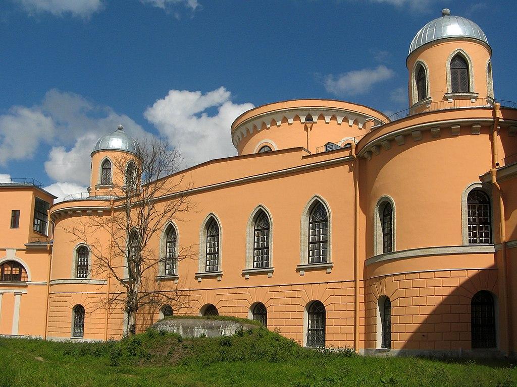 Чесменский дворец. Фото: Екатерина Борисова