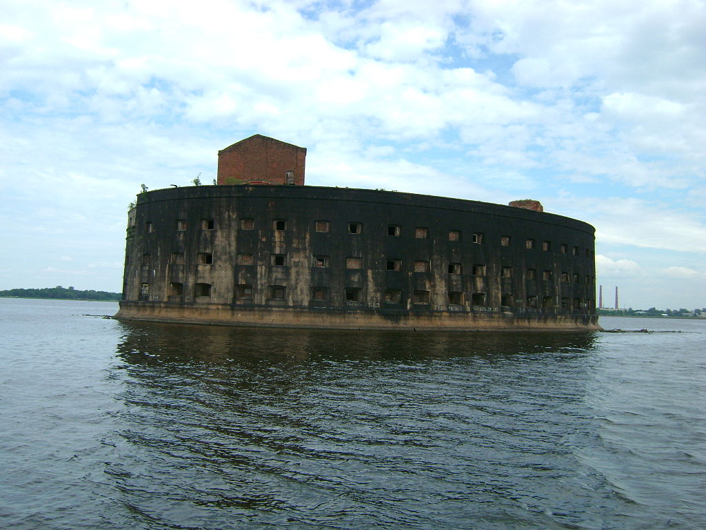 Чумной форт. Фото: Армонд (Wikimedia Commons)