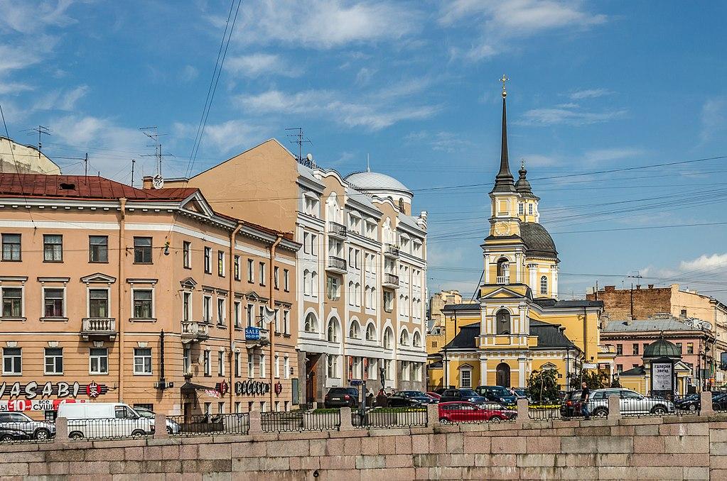 Церковь Симеона и Анны. Фото: Florstein (WikiPhotoSpace)