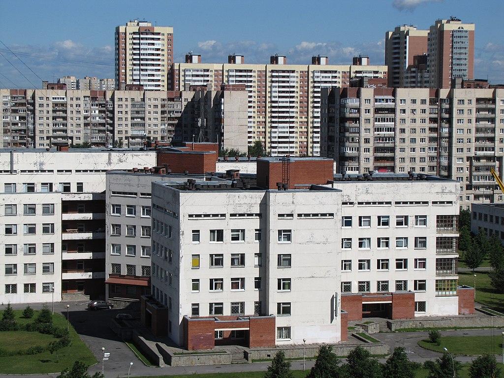 Детская клиническая больница № 5 имени Н. Ф. Филатова. Фото: No Redeeming Value (Wikimedia Common)
