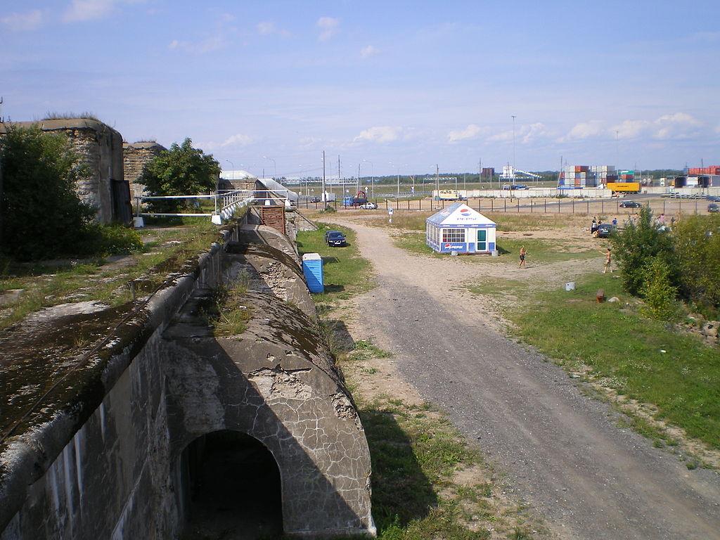 """Форт """"Константин"""". Фото: Dredd (Wikimedia Commons)"""