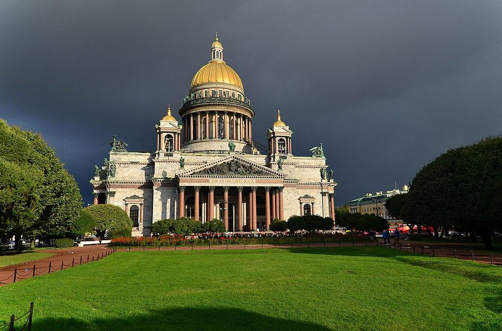 Исаакиевский собор. Фото: Максим Шанин