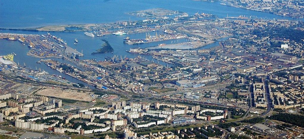 Канонерский остров. Фото: Ingvar-fed (Wikimedia Commons)