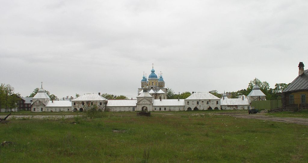 Коневский монастырь. фото: Antti Bilund