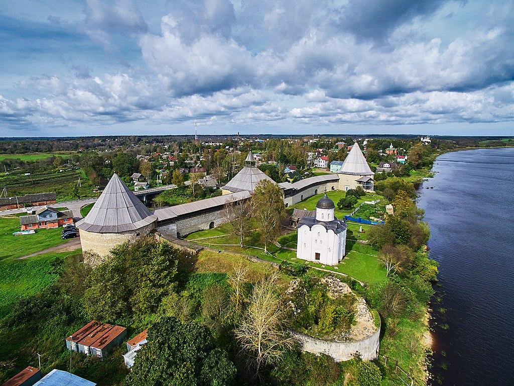Старая Ладога. Фото: Караванов Лев