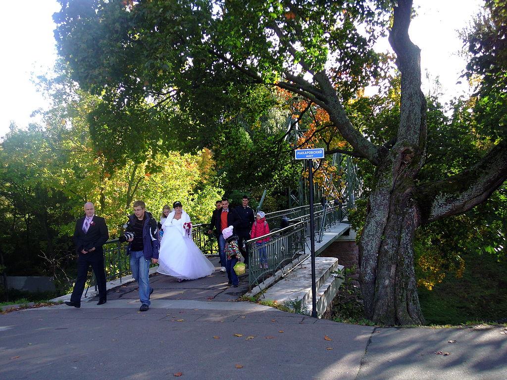 Кронштадт. Макаровский мост. Фото: Пётр Иванов (Wikimedia Commons)