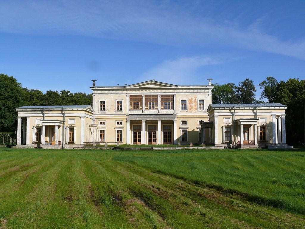 Дворец Лейхтенбергских. Фото: Rasaddin (Wikimedia Commons)
