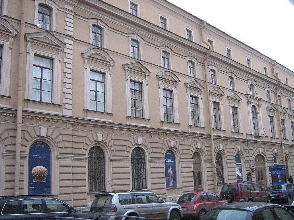 Санкт-Петербург. Государственный музей истории религии. Почтамтская улица. Фото: Peterburg23
