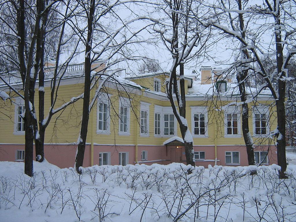 Мемориальный Музей-дача А. С.Пушкина. Фото: Peterburg23 (Wikimedia Commons)