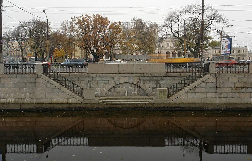 Набережная Обводного канала. Фото: George Shuklin (Wikimedia Commons)