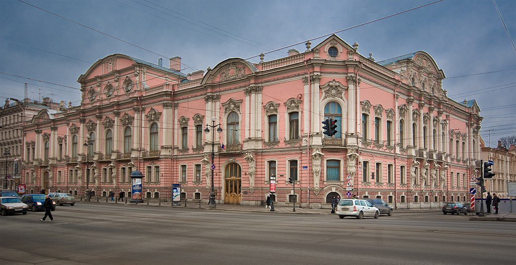 Невский проспект. Фото: George Shuklin (Wikimedia Commons)