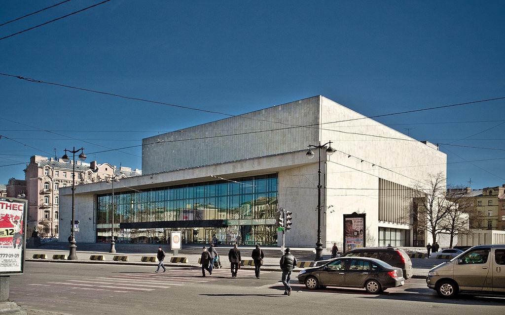 """Большой концертный зал """"Октябрьский"""". Фото: Florstein"""