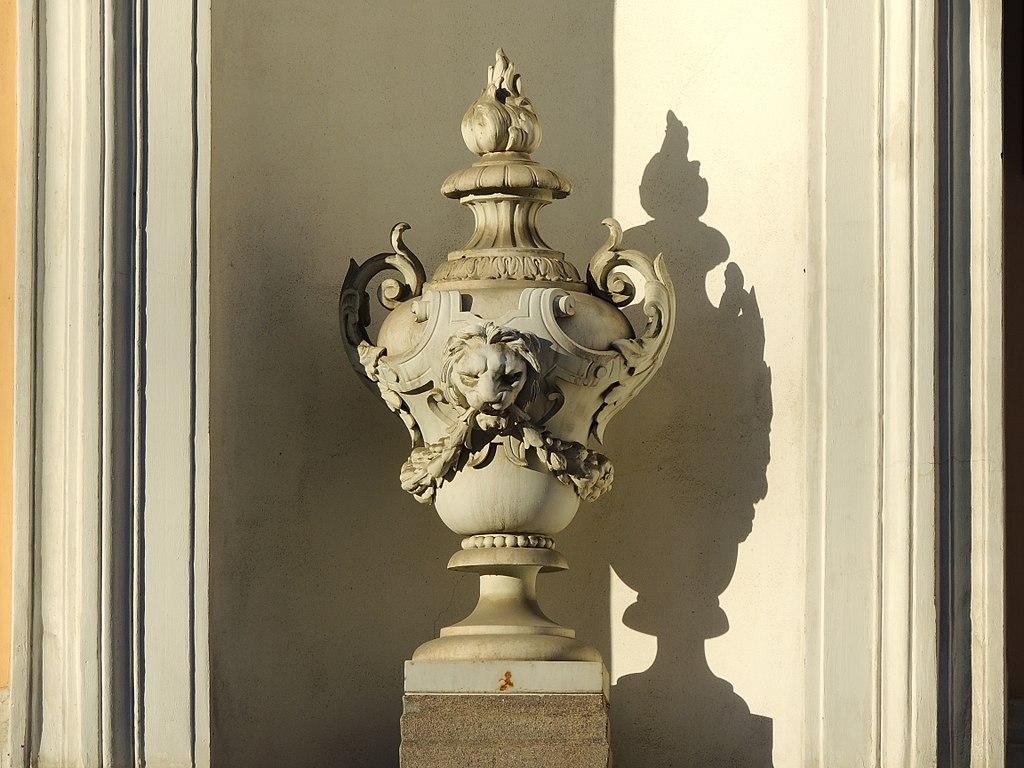 Особняк Н. В. Спиридонова 1895-1897 гг. Фото: angelius1979 (Wikimedia Commons)