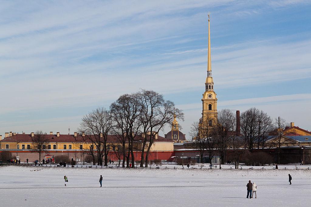 Петропавловская крепость. Фото: Dmitry A. Mottl