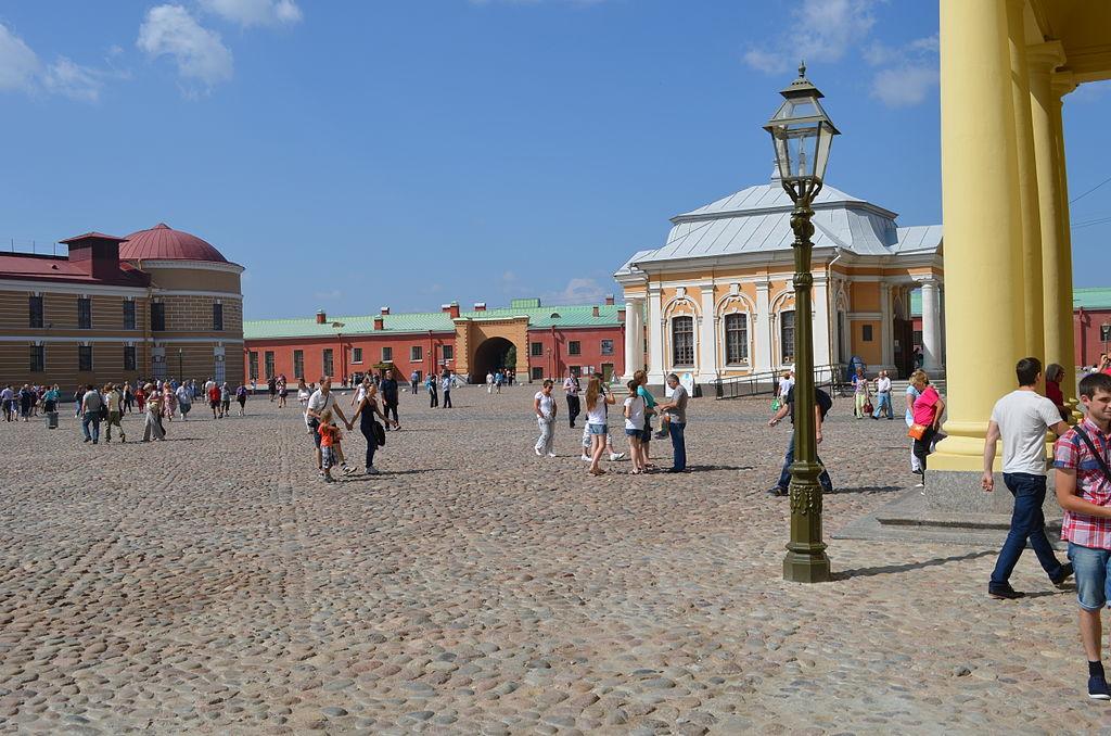 Монетный двор в Санкт-Петербурге. Фото: Visem (Wikimedia Commons)