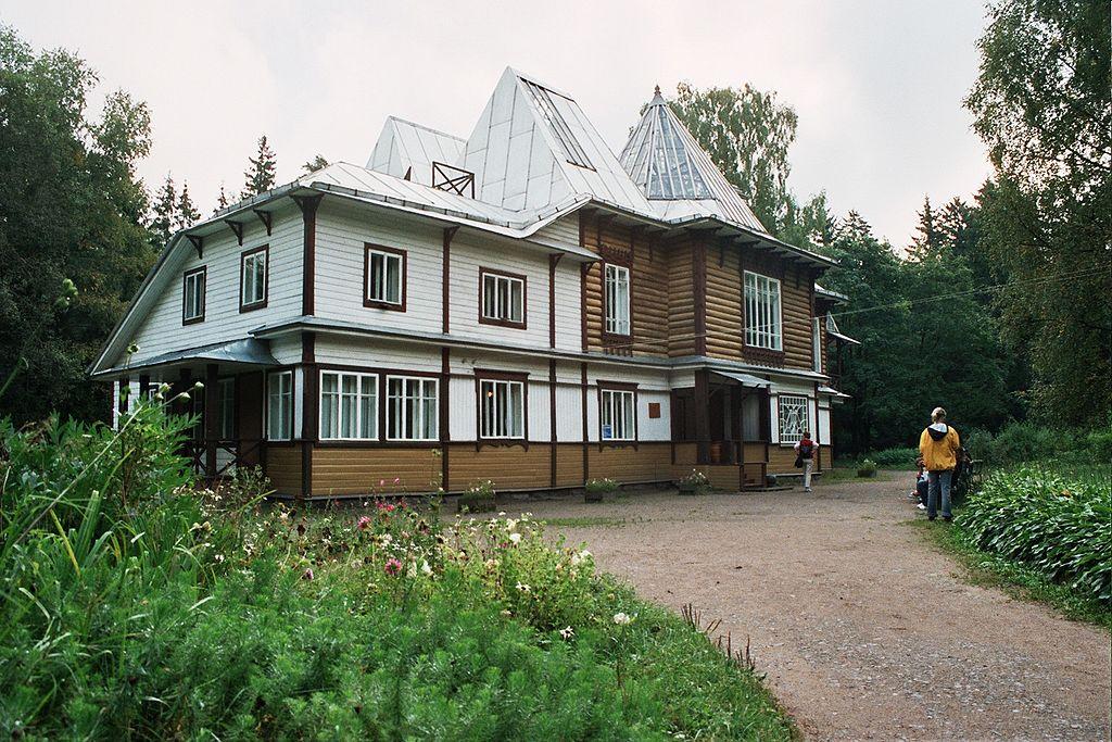 "Дом-музей ""Пенаты"". Фото: Errabee"