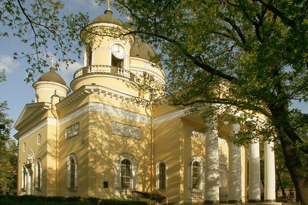 Спасо-Преображенский собор. Фото: Hamelin de Guettelet (Wikimedia Commons)