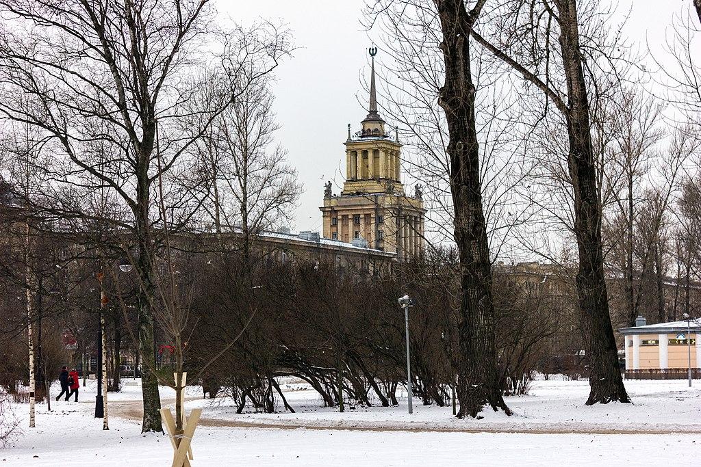 Московский парк Победы. Фото: Bestalex (Wikimedia Commons)