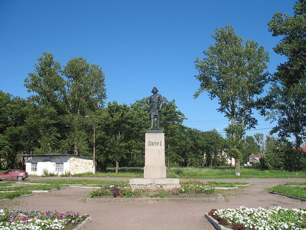 Памятник Петру I. Фото: Stassats