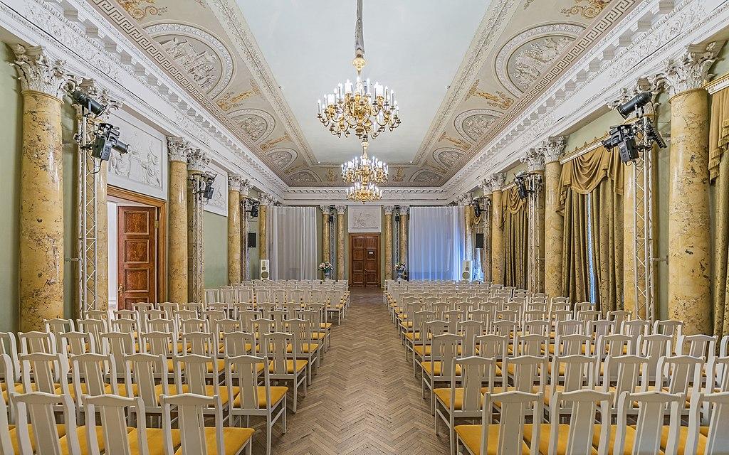 Концертный зал. Фото: A.Savin (Wikimedia Commons · WikiPhotoSpace)