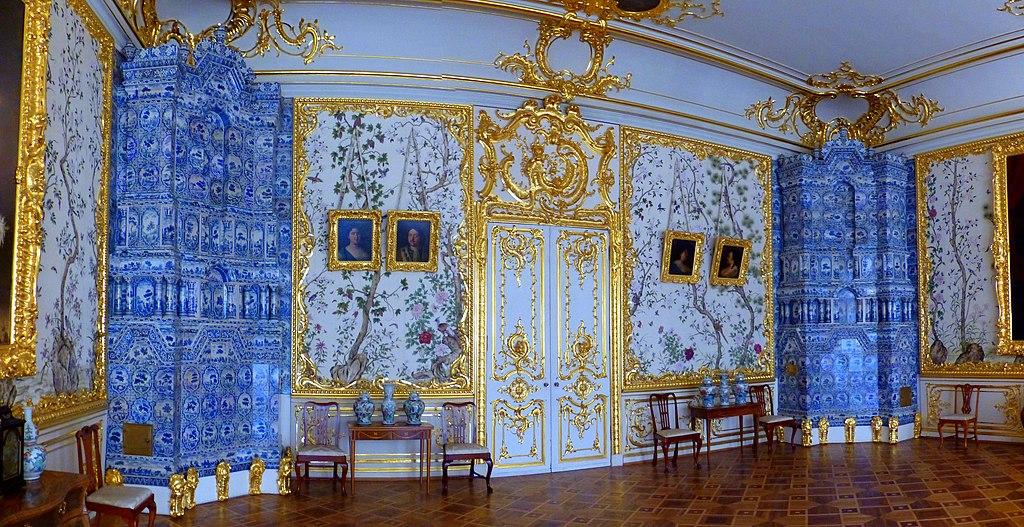 Китайская гостиная Александра I. Фото: giggel (Wikimedia Commons)