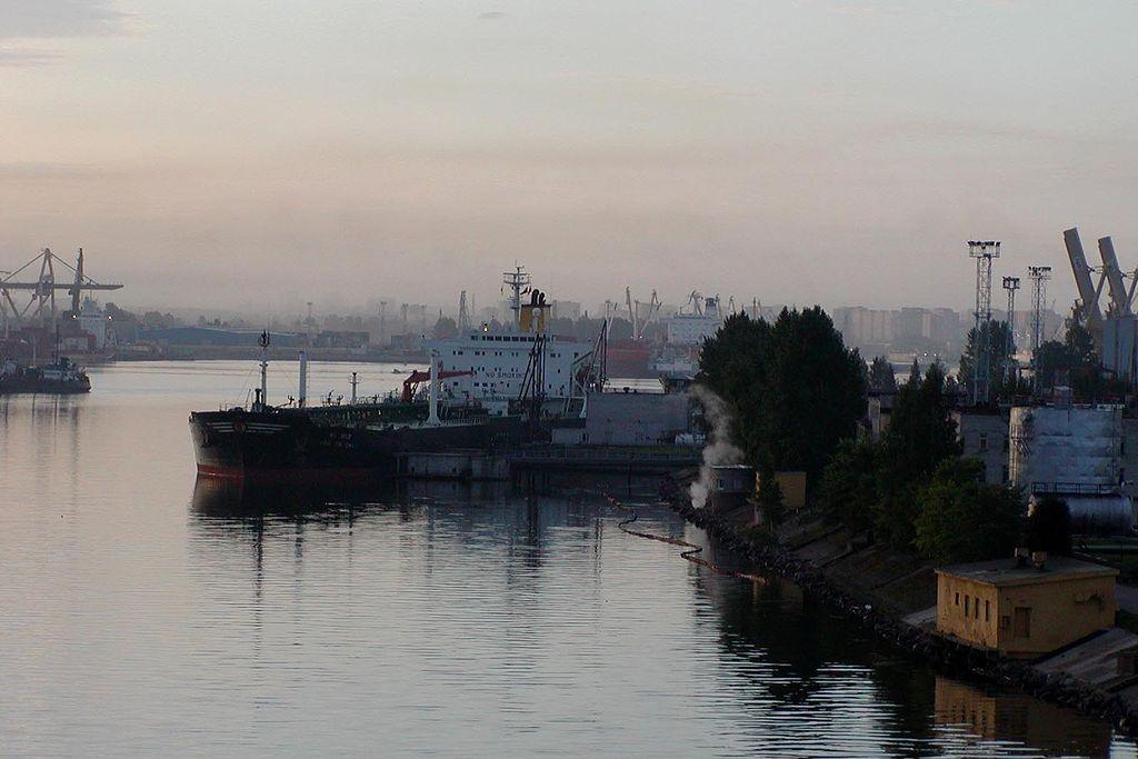 Большой порт Санкт-Петербург. Фото: Stan Shebs (Wikimedia Commons)