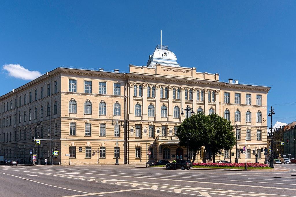 Санкт-петербургский государственный технологический институт. Фото: Florstein (WikiPhotoSpace)