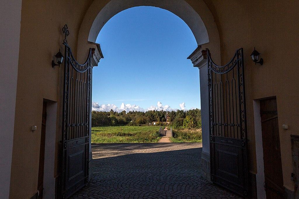 Введено-Оятский женский монастырь. Фото: Timin Ilya