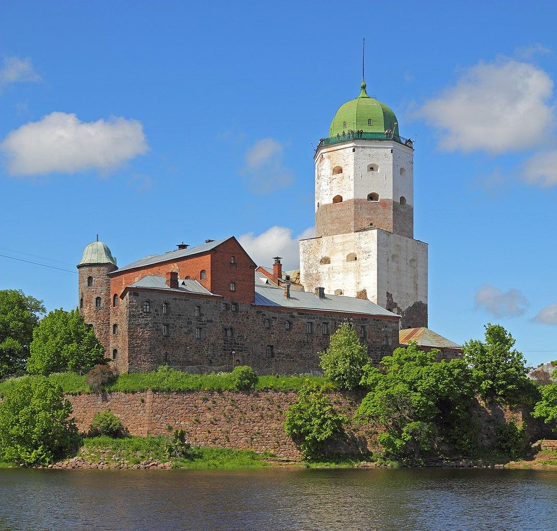 Выборгский замок. Фото: A.Savin (Wikimedia Commons · WikiPhotoSpace)