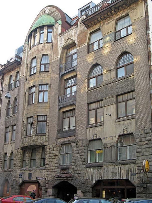 Дом Бубыря. Фото: Екатерина Борисова (Wikimedia Commons)