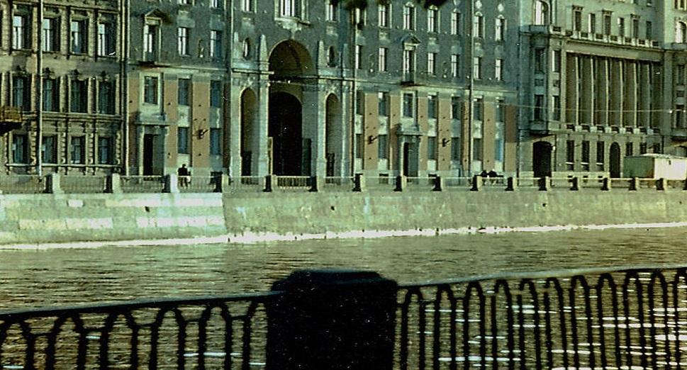 Лидваль.Фонтанка 24.Дом Толстого. Фото: Витольд Муратов (Wikimedia Commons)
