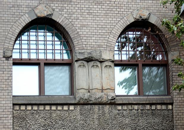 Собственный доходный дом А. Ф. Бубыря. Фото - Mary, 2008. (citywalls.ru)