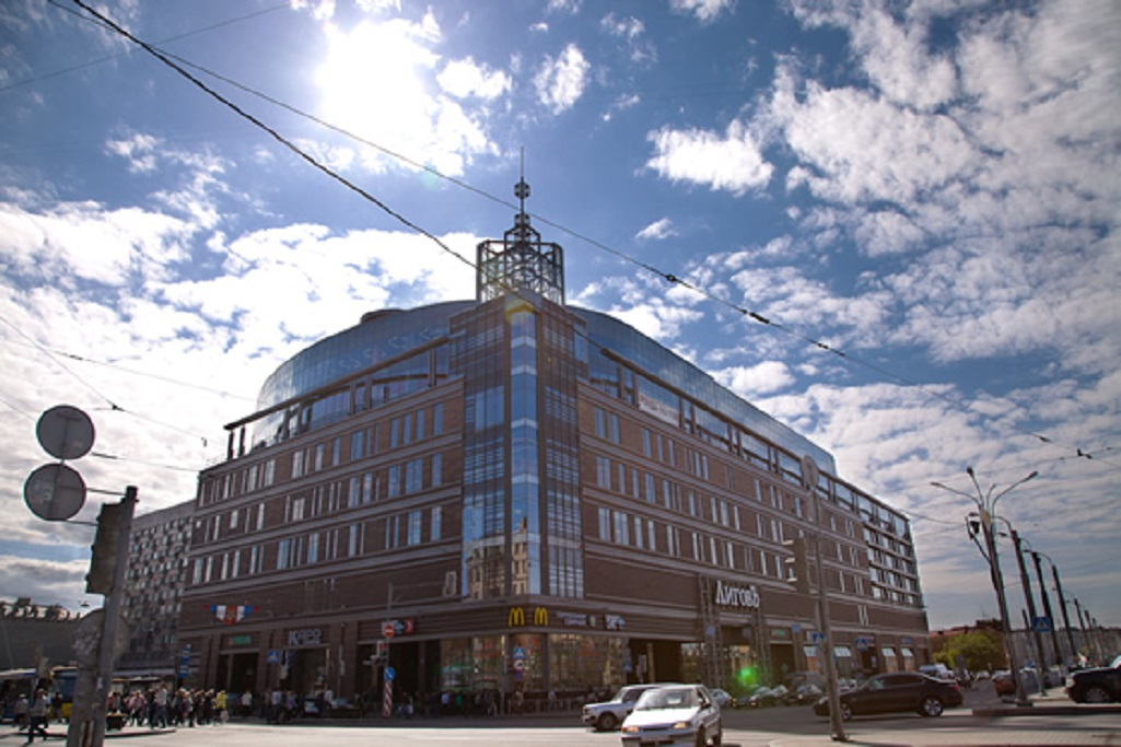"ТРК ""Лиговъ"". Фото: ligov.ru"