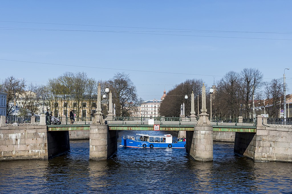 Пикалов мост. Фото: Фото: Florstein (WikiPhotoSpace)