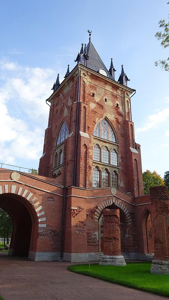 """Павильон """"Шапель"""" после реставрации, 19 сентября 2018 г. Фото: GolubevM (Wikimedia Commons)"""