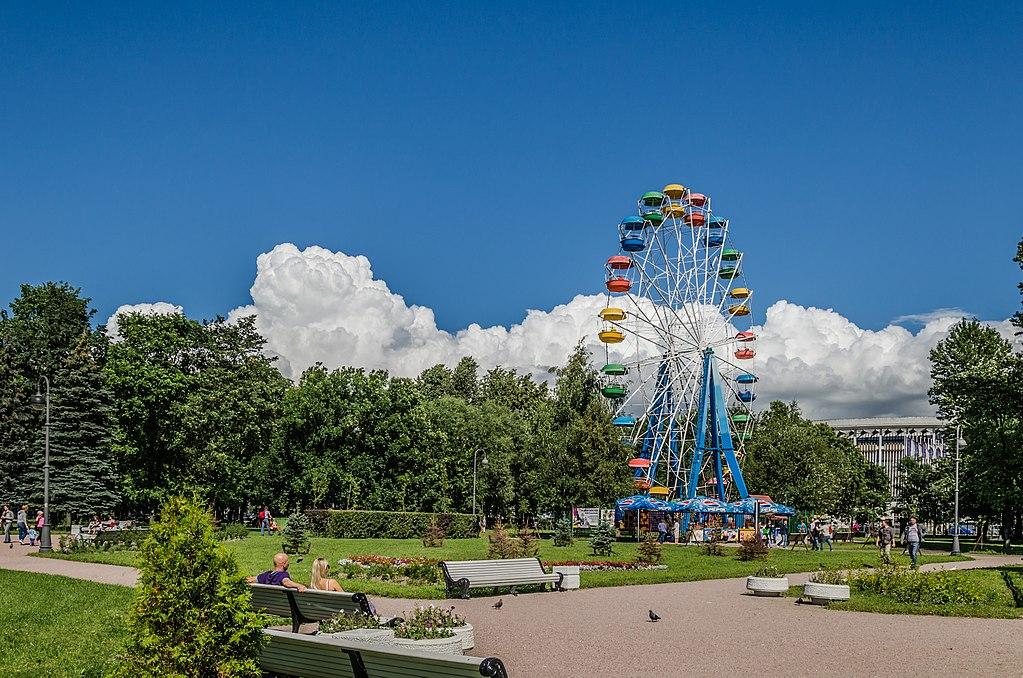 Московский Парк Победы в Санкт-Петербурге. Фото: Alex 'Florstein' Fedorov