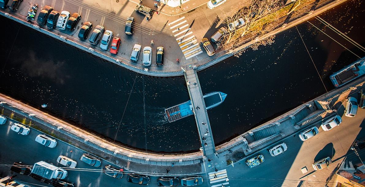 Сенной мост. Фото: mostotrest-spb.ru