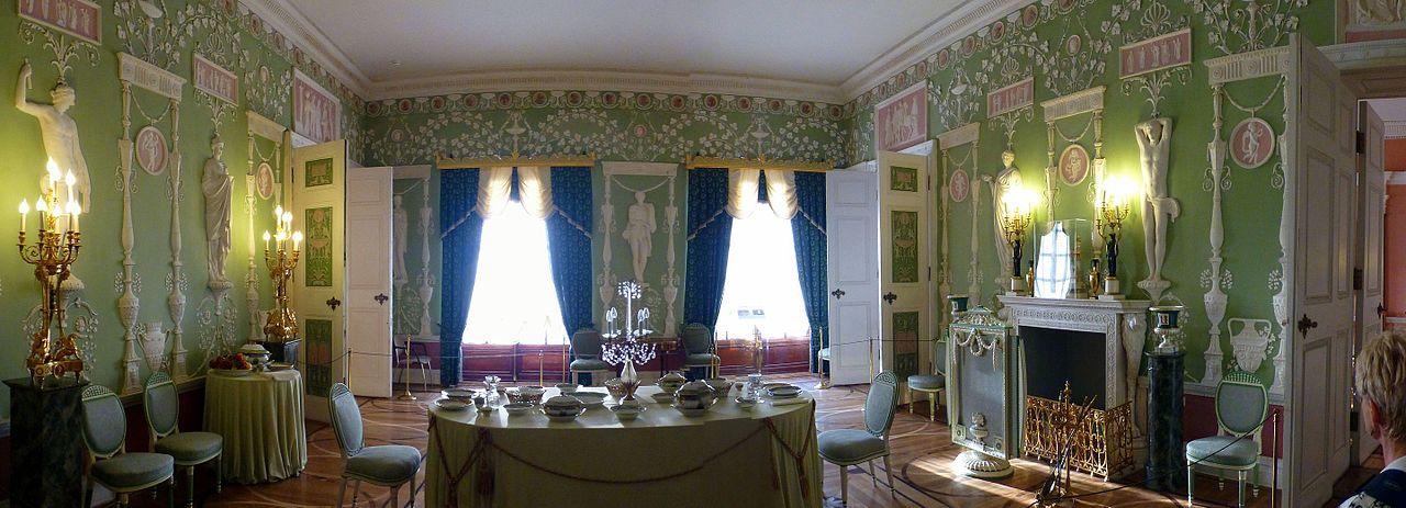 Зелёная столовая. Фото: giggel (Wikimedia Commons)