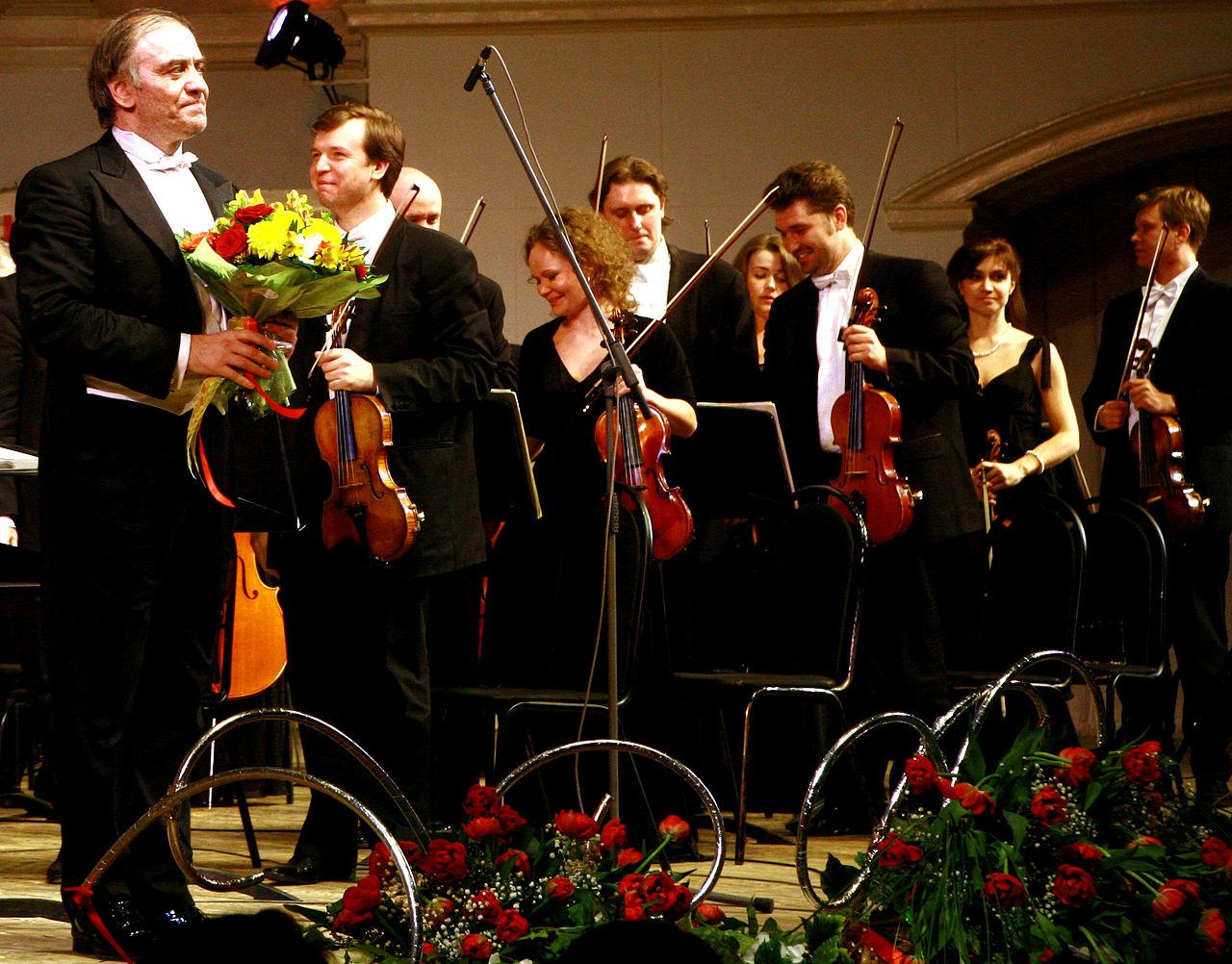 Валерий Гергиев, Мариинский театр в Санкт-Петербурге