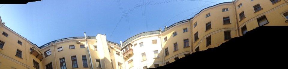 """""""Двор Ангела"""" в Санкт-Петербурге. Фото: Nathali pt.foursquare.com"""