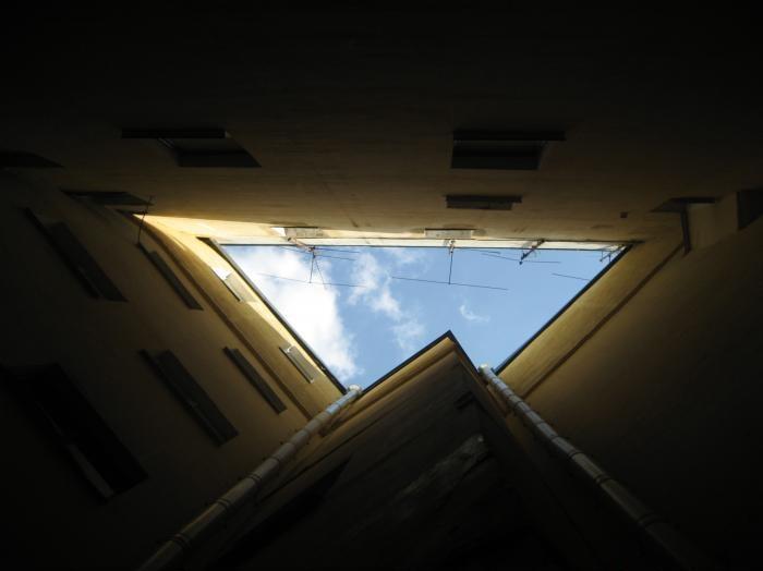 """Двор Ангела"" в Санкт-Петербурге. Фото: wikimapia.org"