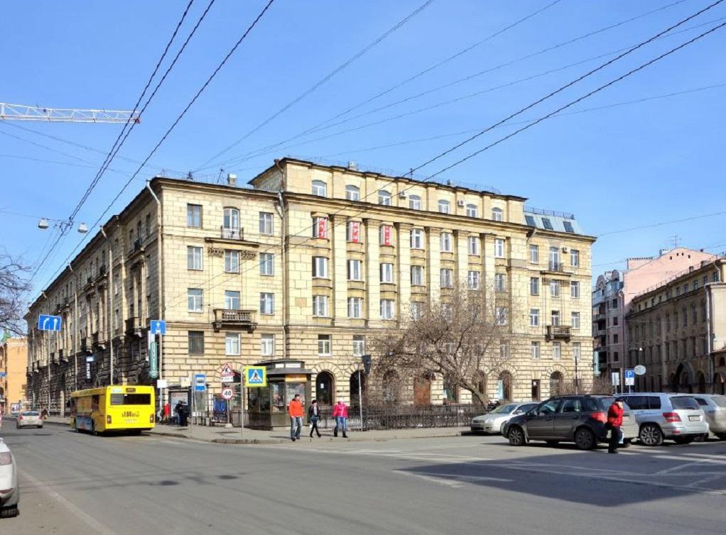 13. Библиотека им Ленина. Фото: vk.com/liblenina
