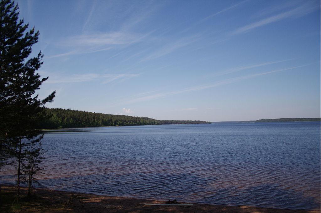 Высокинское озеро. Автор фото: Sergey Smirnov (Wikimedia Commons)